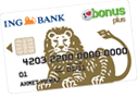 Ing Bank Ing Bonus Card Plus Kredi Kartı