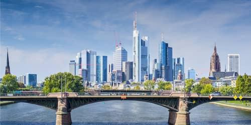 Orlando - Frankfurt flight ticket