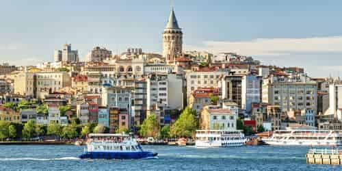 San Francisco - İstanbul flight ticket