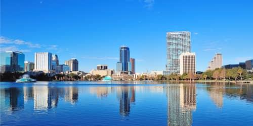 Atlanta - Orlando flight ticket