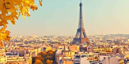 İstanbul - Paris uçak bileti